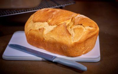 Fluffiges Toastbrot mit langer Gehzeit