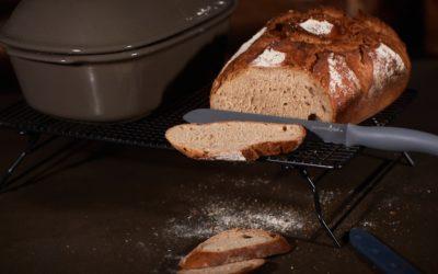 Dinkel-Roggen Brot