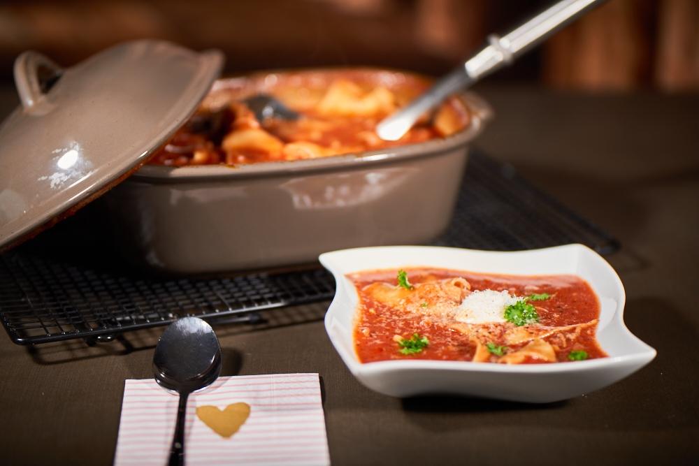 Lasagne Suppe