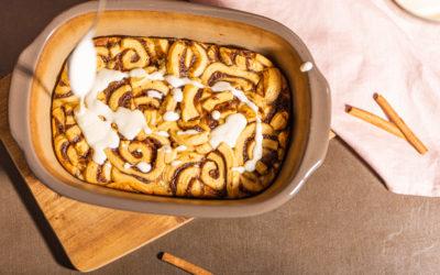 Zimtschnecken Casserole