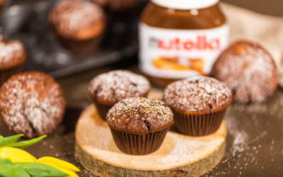 nutella® Marmormuffins